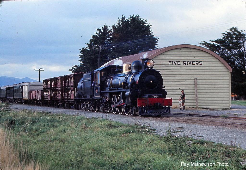 Passing Five Rivers April 1974