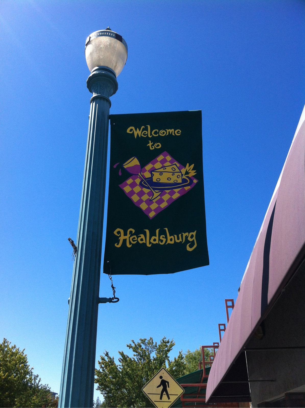 Healdsburg Fun! 1