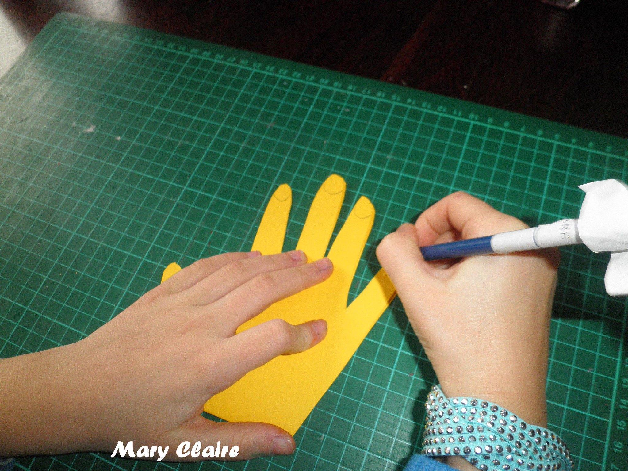 disegnare unghie