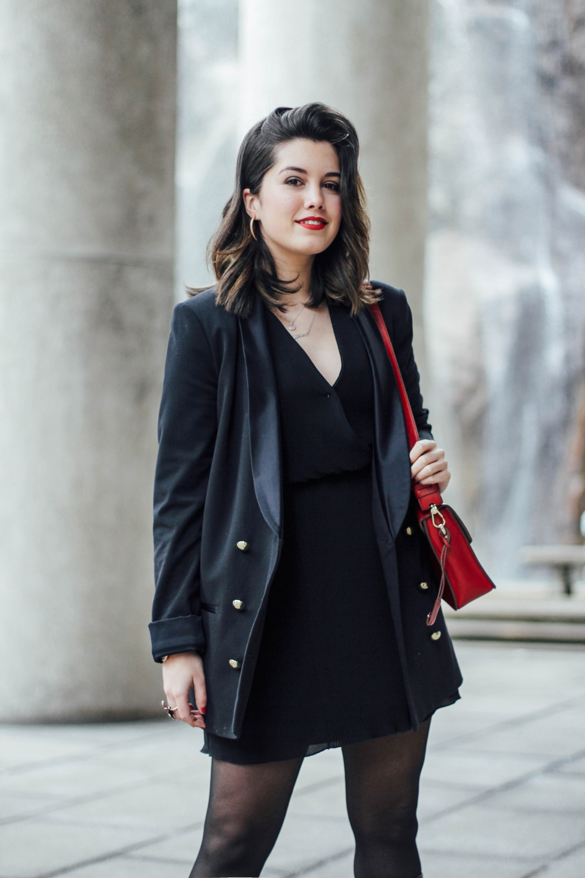 carven x la redoute dress myblueberrynightsblog (2)