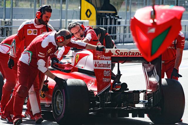 Ferrari F1 Tests (44 de 233)