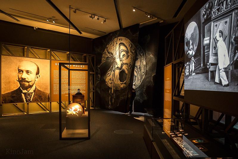 CaixaForum Exposición Méliès - Foto de Kino Jam
