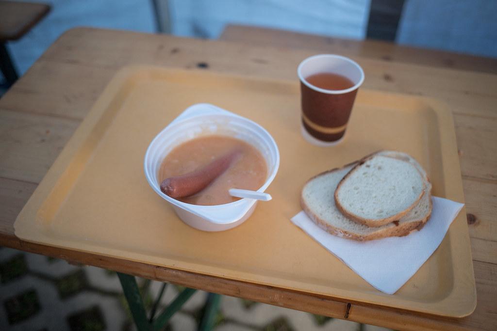 Egyszerű, meleg étel | Fotó: Ferenczy Dávid
