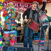 Steve Riley and the Mamou Playboys, Downtown Eunice, Mardi Gras Day, Feb. 9, 2016
