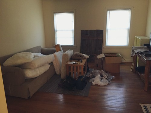 moving out: my new chapter--moving in