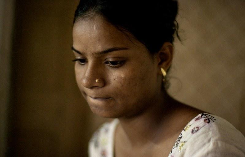 世界最大紅燈區—性暴力國度 孟買—傷痕累累的性工作者6