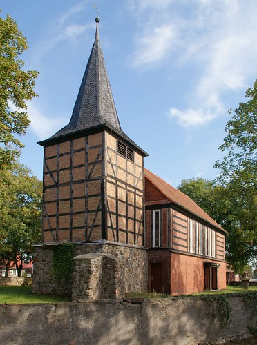 Köckte, Dorfkirche