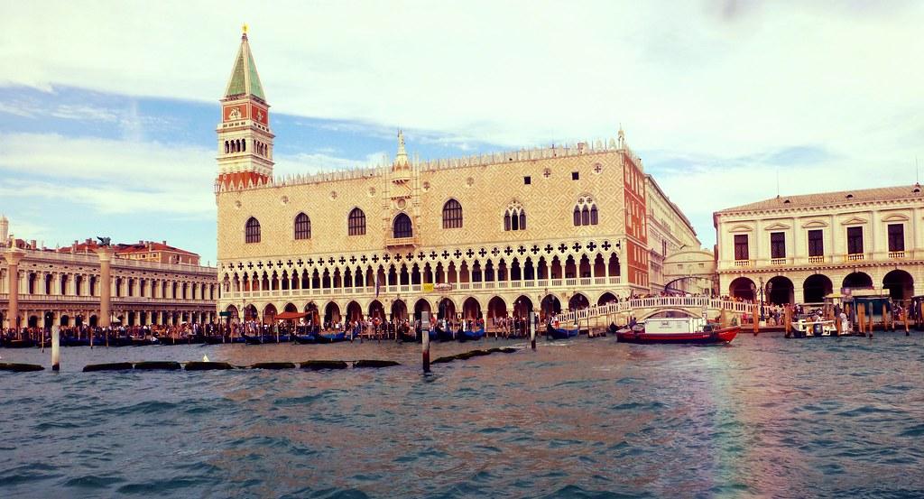 Palacio Ducal Plaza De San Marcos Venecia Martabm26 Flickr