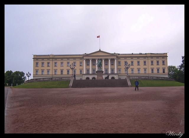 Fiordos noruegos llegada Oslo - Palacio Real