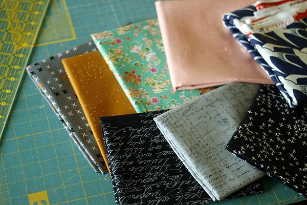 stashings from Pink Door Fabrics