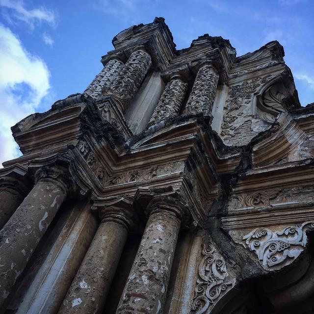 Guatemalan Ruins