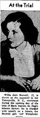 Willa Jean Boswell_The_Indiana_Gazette_Fri__Nov_16__1951_
