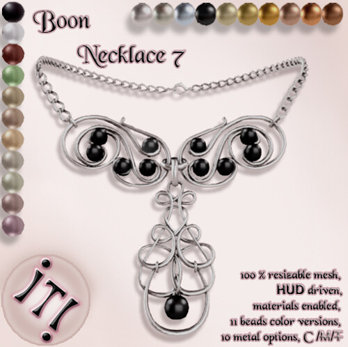 !IT! -  Boon Necklace 7 Image