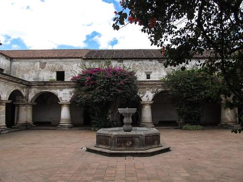 Antigua: Covento de la Capuchinas