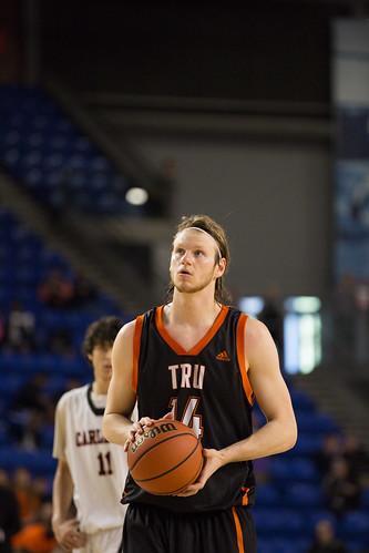 Wolfram Finalist for Basketball BC Award