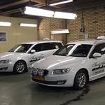 Taxi Arboga, fem bilar