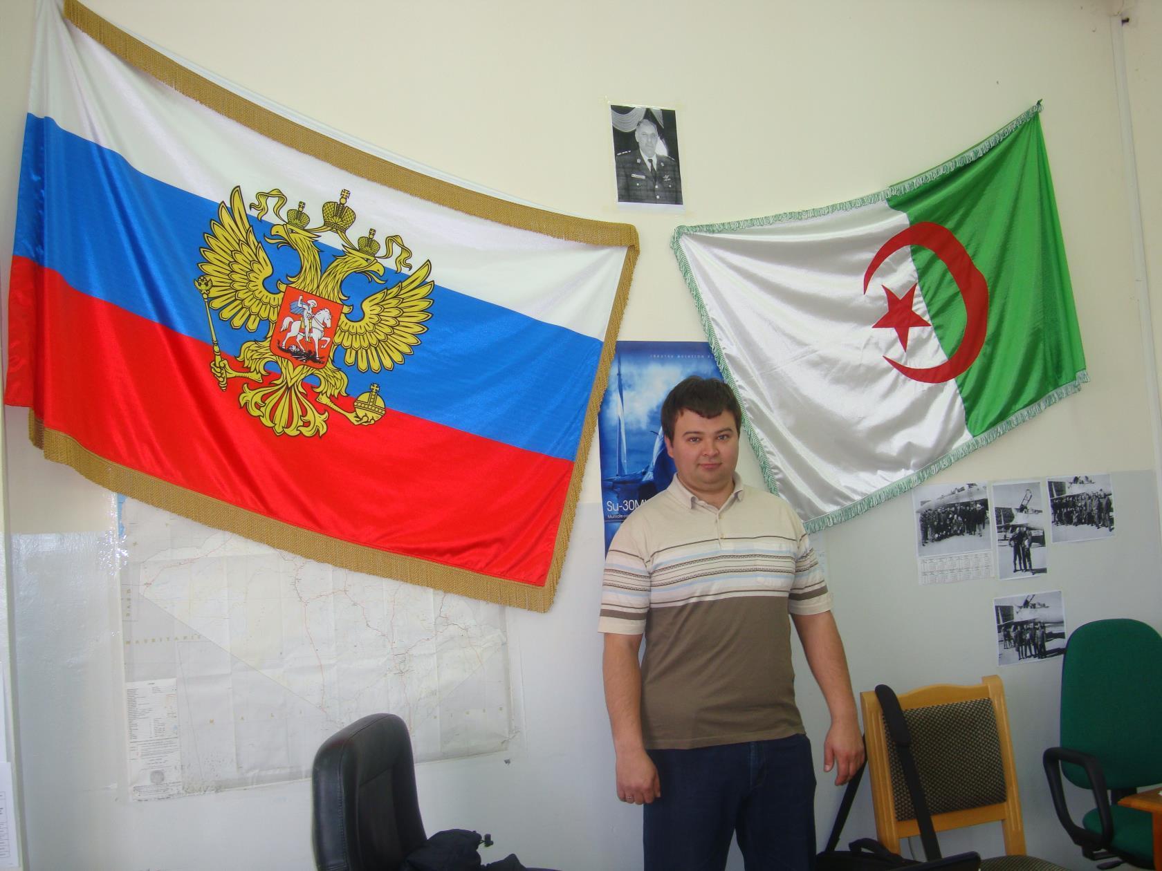 العلاقات الجزائرية الروسية - صفحة 2 26046532885_83a8726732_o