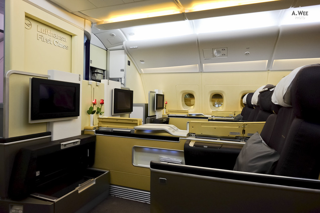 review of lufthansa flight from hong kong to frankfurt in first. Black Bedroom Furniture Sets. Home Design Ideas