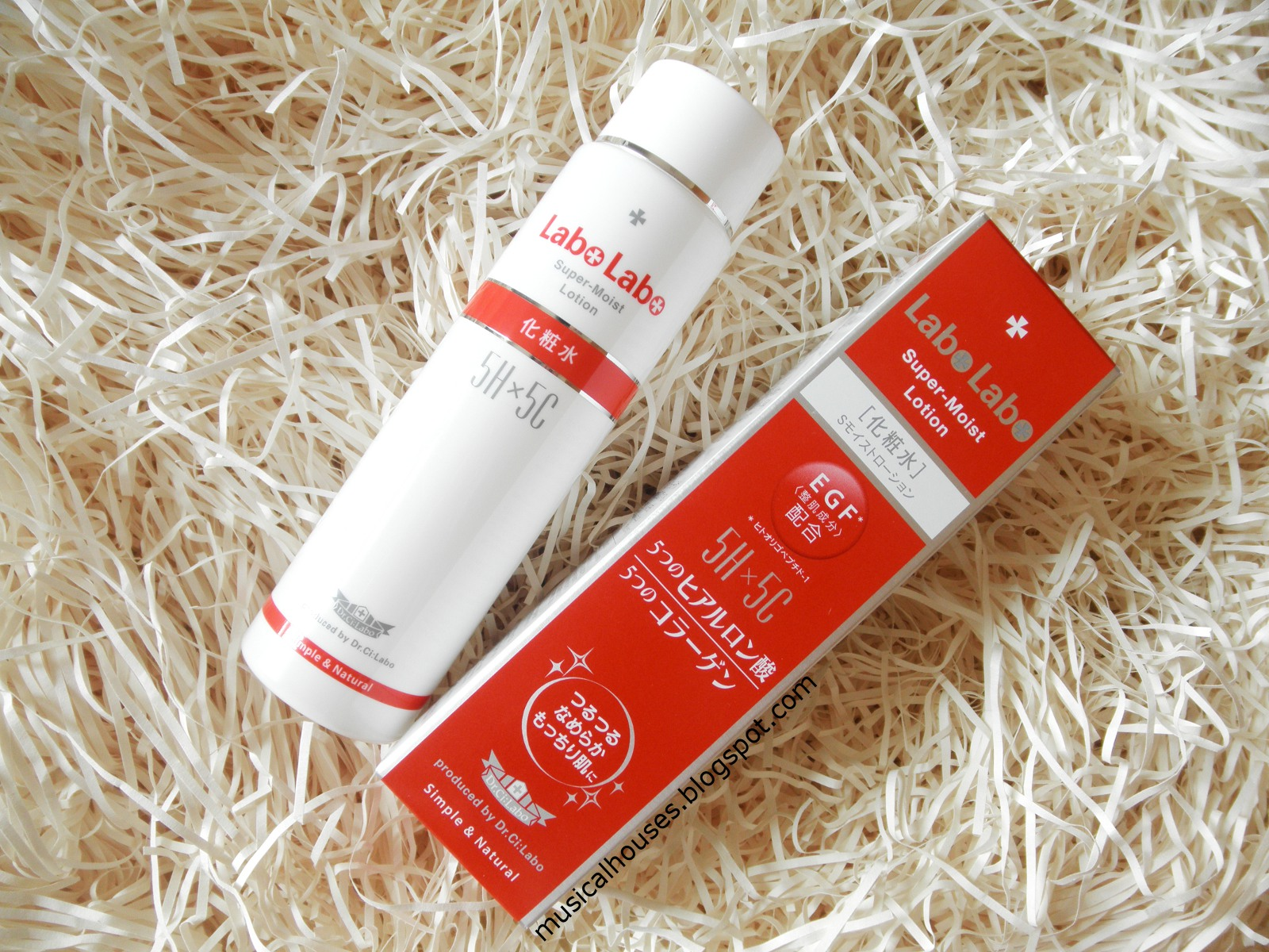 Dr Ci Labo Labo Labo Super Moist 5H5C Lotion