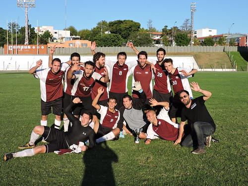 Polideportivo Universitario - abril de 2016