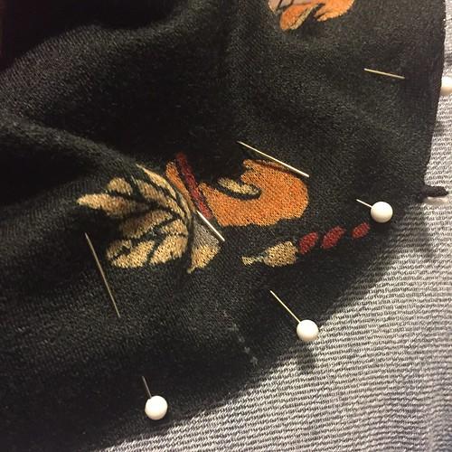 Tea & Crumpet Sew-Along: Constructing The Skirt & Sleeves