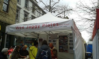 Wee jaggy plates