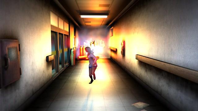 Corridor Z, PS4 and PS Vita