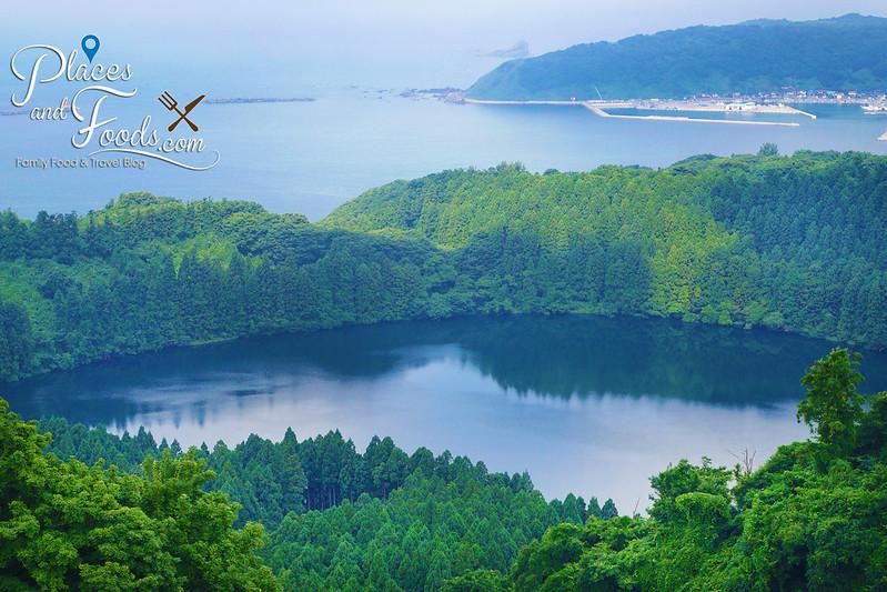 oga ninomegata lake NEW
