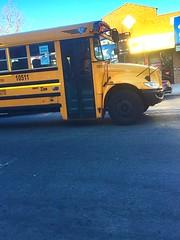 2011 IC CE Maxxforce DT, Consolidated Bus Transit, Bus#10511, Air Brakes, Air Ride, No Radio, No AC