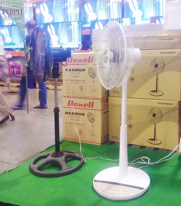 Dowell 16in Industrial Stand Fan