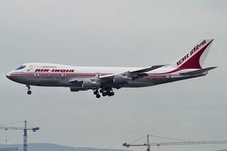 "Air-India Boeing 747-237B VT-EGB  ""Mahendra Varman"""