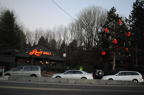 Lou's Bar & Grill, Abbotsord, B.C.