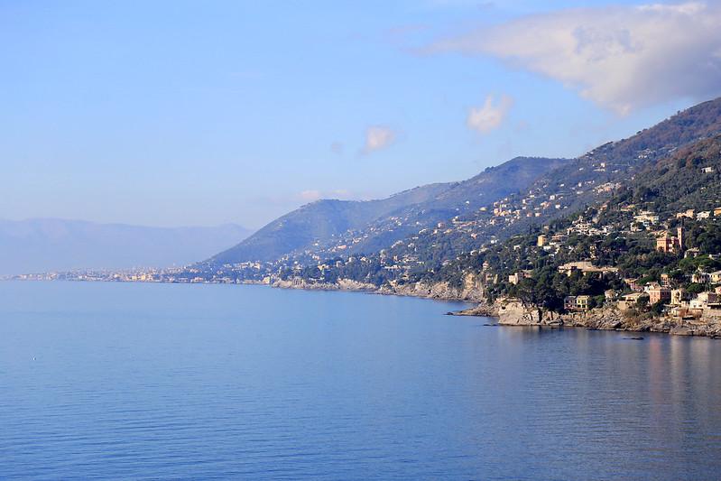 camogli view