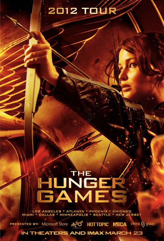 The Hunger Games - Poster 26