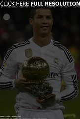 Cristiano Ronaldo as important as Messi