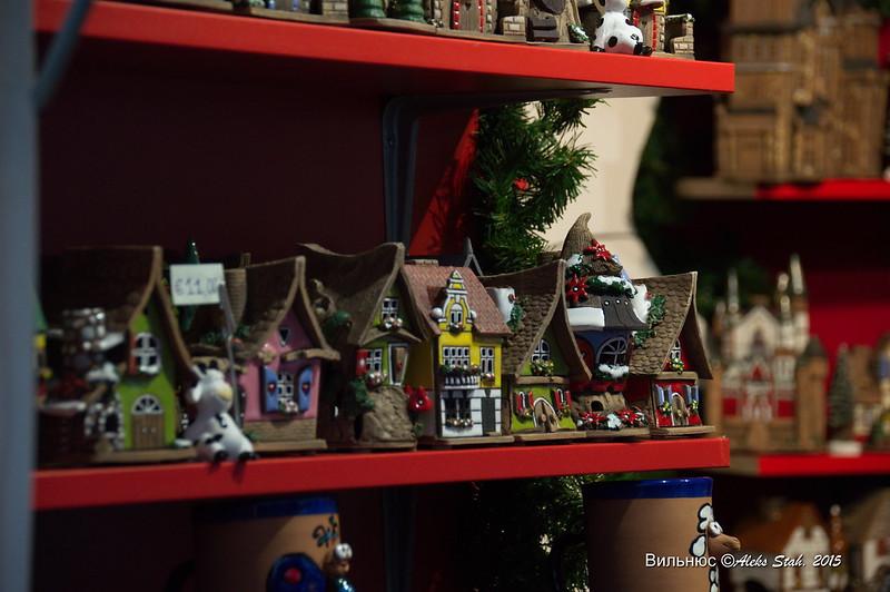Вильнюс на Рождество 005