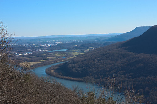 chattanooga landscape tennessee lookoutmountain hdr tennesseeriver signalmountain tamron1750mmf28di canoneos40d racoonmountain ronmayhew