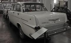 Opel Rekord P2 of 1961