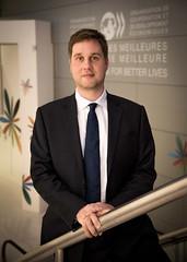 Chris Sharrock, UK Ambassador to the OECD