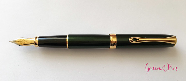 Review Diplomat Excellence A Evergreen GT Fountain Pen @AppelboomLaren (8)