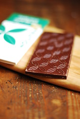 Fruition Dark Milk Chocolate with Fleur de Sel