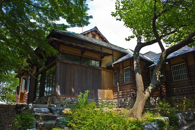 Yi Yeong-chun House, Gunsan, South Korea