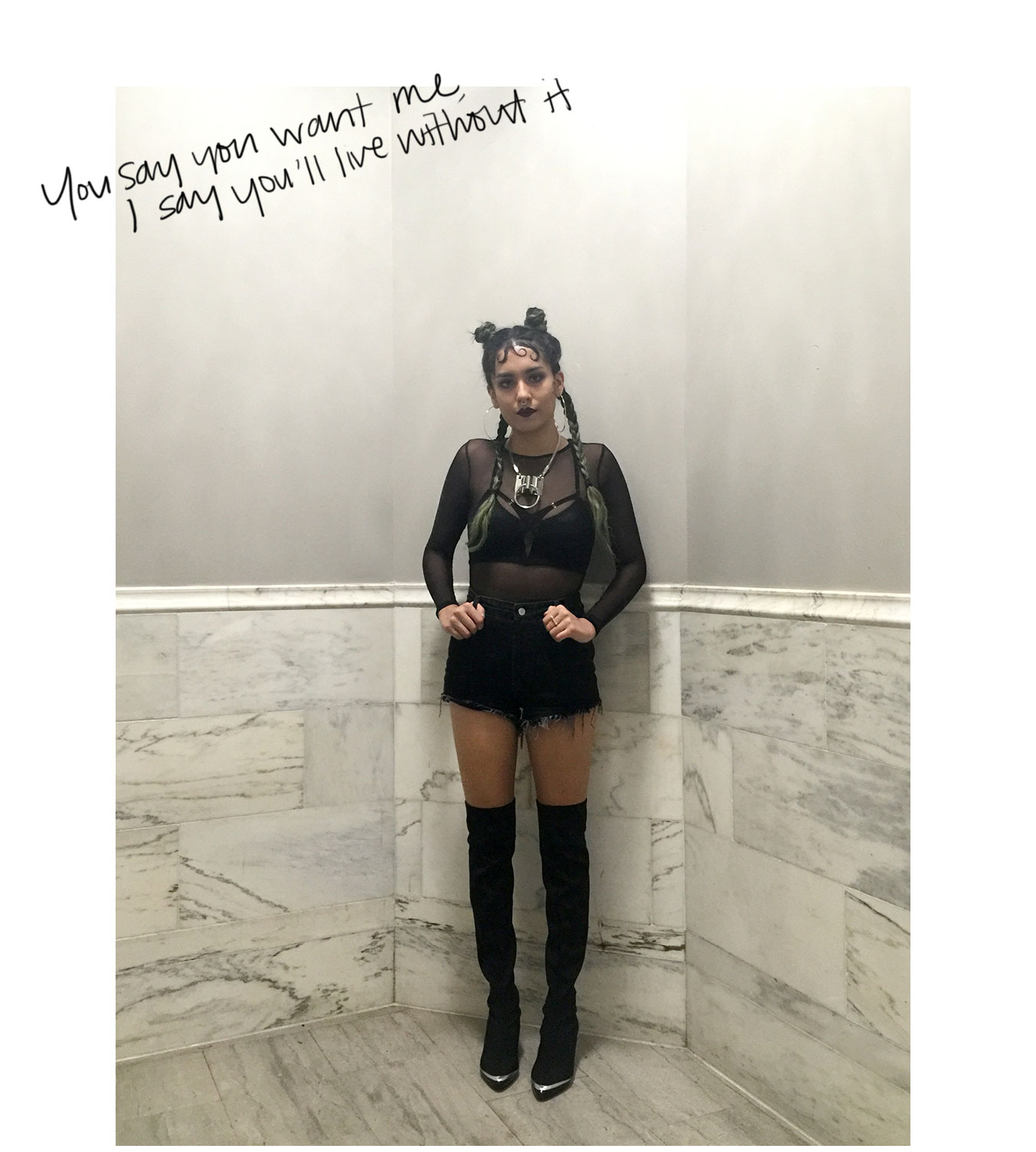 FKA Twigs Halloween Costume