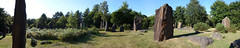 Les alignements des « Pierres Droites » près de Monteneuf - Morbihan - Août 2015 - 10
