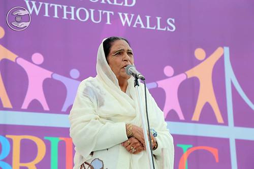 Balbir Kaur from Nilokheri expresses her views