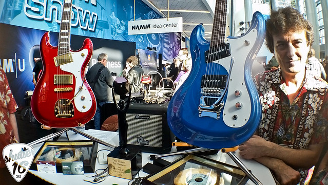 NAMM 2016 Press Day