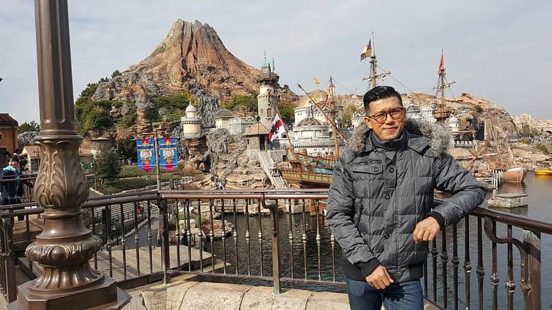 Pemandangan Yang Indah Di Tokyo Disney Sea. Kalau Korang Datang Memang Wajib Ambik Gambar Kat Sini. Tempat Ini Dinamakan Mountain Prometheus. #Budieyjejakjepun #Bnjejakjepun #Budieyators #Budieydotcom #Jepun #Tokyo #Disneyland #Disneysea #Bloggeratti #Nu