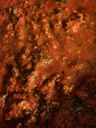 Crockpot Spaghetti Sauce #whole30