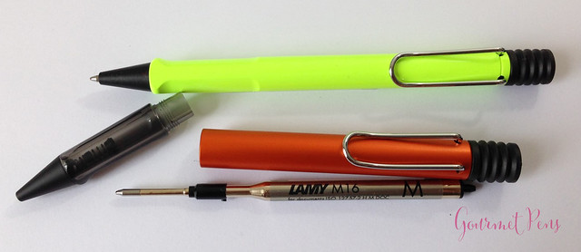 Review Lamy Safari & AL-Star Ballpoint @GoldspotPens @Lamy @LamyUSA (5)
