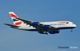A.380-800 BRITISH AIRWAYS F-WWSG 194 TO G-XLEK 27 01 16 TLS